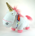 despicable unicorn fluffy plush soft movie