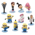 despicable mini figure nefario margo edith