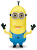 despicable minion singing action figure tim-the