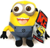 despicable deluxe plush figure minion jorge