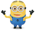 despicable minion dave talking action figure