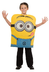 despicable child's costume minion dave size