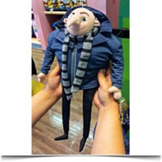 On SaleDespicable Me 16 Plush Gru Doll