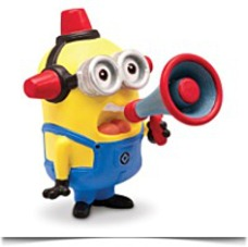 Despicable Me 2 Minion Fireman W Speaker