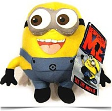 Despicable Me Deluxe 8INCH Plush Figure