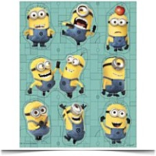 On SaleDespicable Me Minion Party Stickers