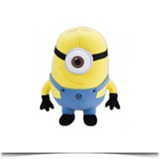 On SaleDespicable Me Stuart Minion Plush