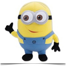 Despicable Me The Movie Dave Minion Plush