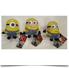 Despicable Me The Movie Minions 6 Inch