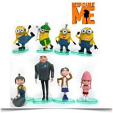 On SaleMovie Cute Figures Pvc Dolls Toy Set