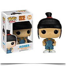 Pop Movies Despicable Me Agnes Vinyl