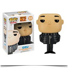 Pop Movies Despicable Me Gru Vinyl Figure