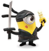 despicable minion ninja posable figure just