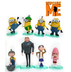 despicable movie cute figures dolls good