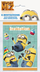 despicable invitations package includes envelopes match