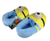 despicable plush soft minion slippers stewart