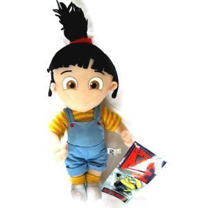 Despicable Me 11 Inch Agnes Plush Toy Doll