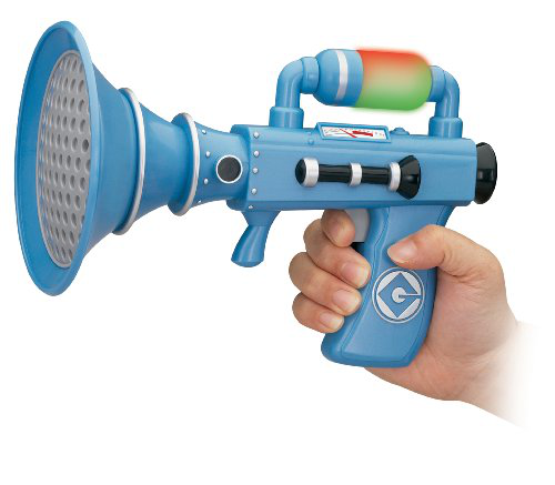Fart Blaster A Despicable Minion Gadget
