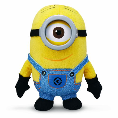 Buddies Soft Huggable Friends Minion