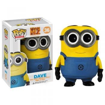 Pop Movies Despicable Me Dave Vinyl